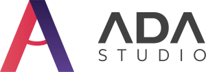 ADA Studio - Logo in Full Colour